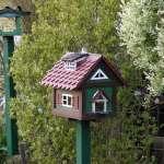 die 3 besten Vogelhäuser mit Holzständer