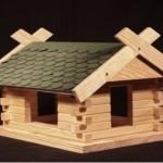 Bausatz Vogehaus