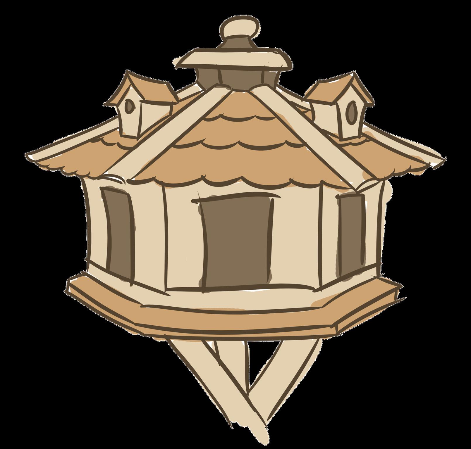 Vogelhaus kaufen